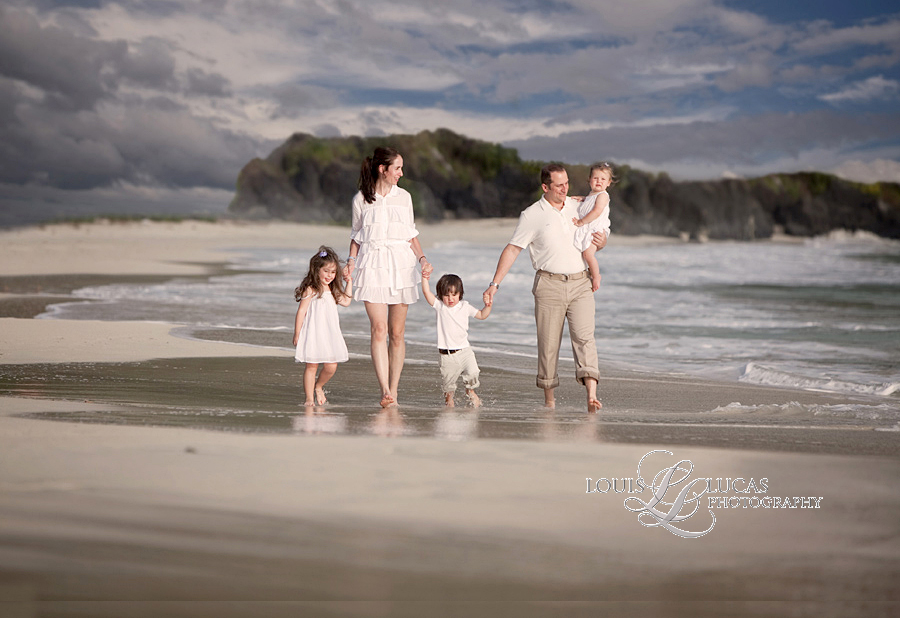 Virgin Islands family photography